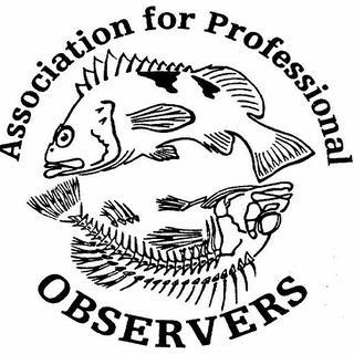 Association for Professional Observers logo